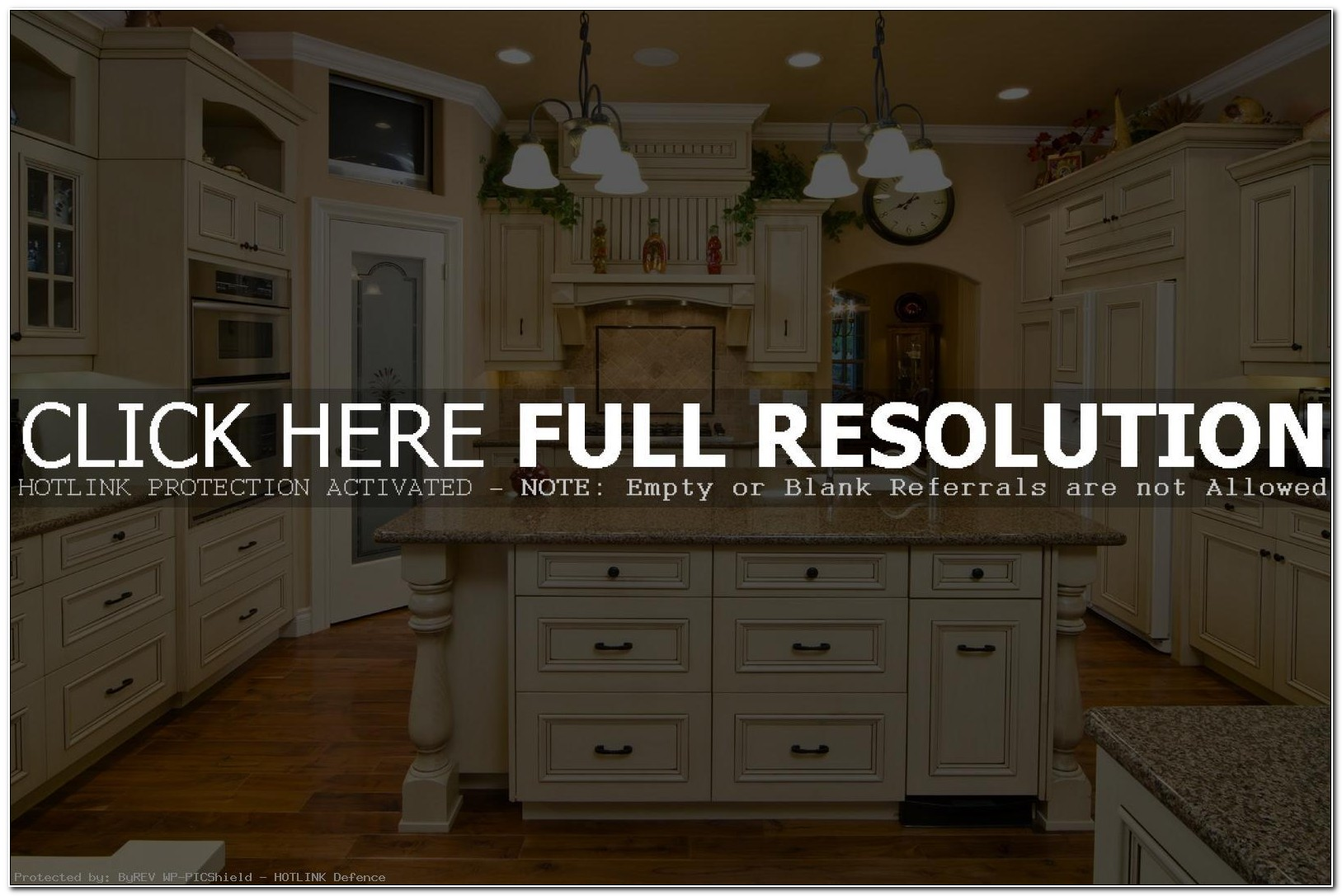 Country French Style Kitchen Cabinets