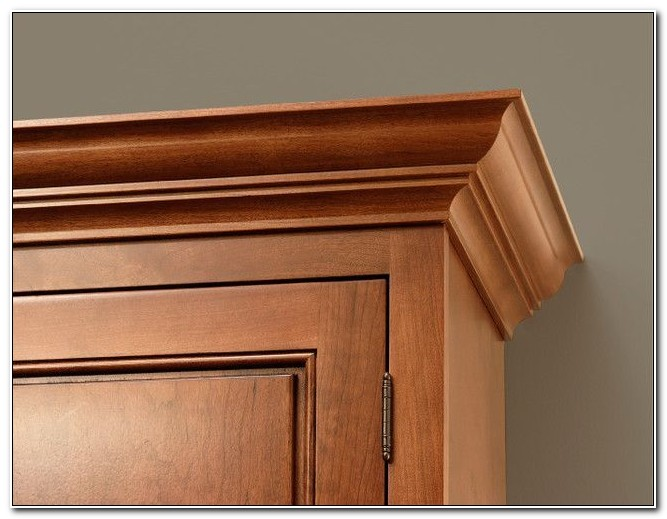 Crown Molding For Kitchen Cabinets Home Depot