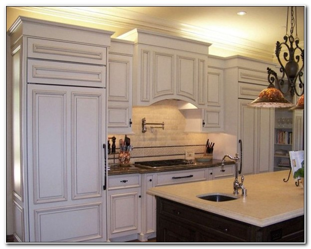 Crown Molding Styles For Kitchen Cabinets