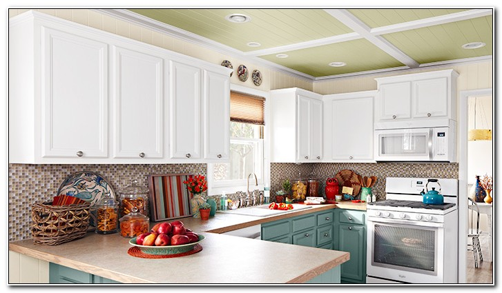 Crown Moldings For Kitchen Cabinets
