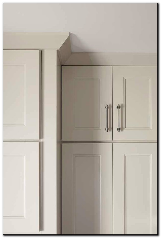 Crown Moulding For Shaker Style Cabinets