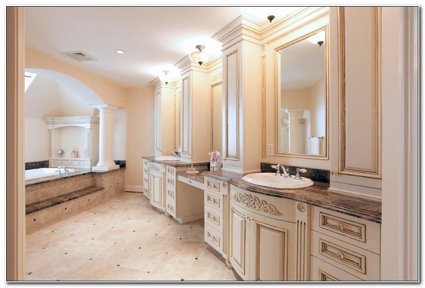Custom Bath Cabinets Online