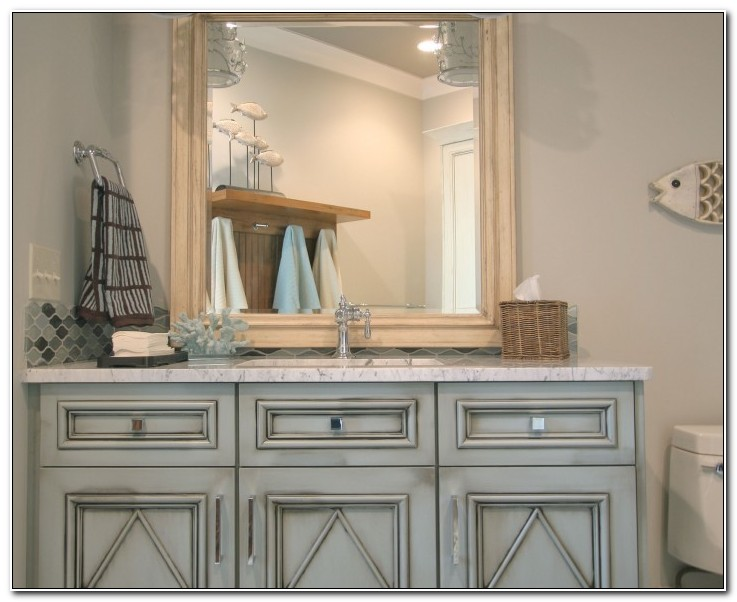 Custom Bathroom Cabinets Charlotte Nc