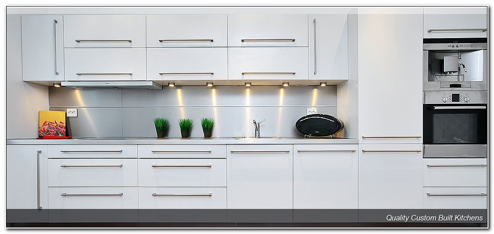 Custom Built Kitchens Melbourne