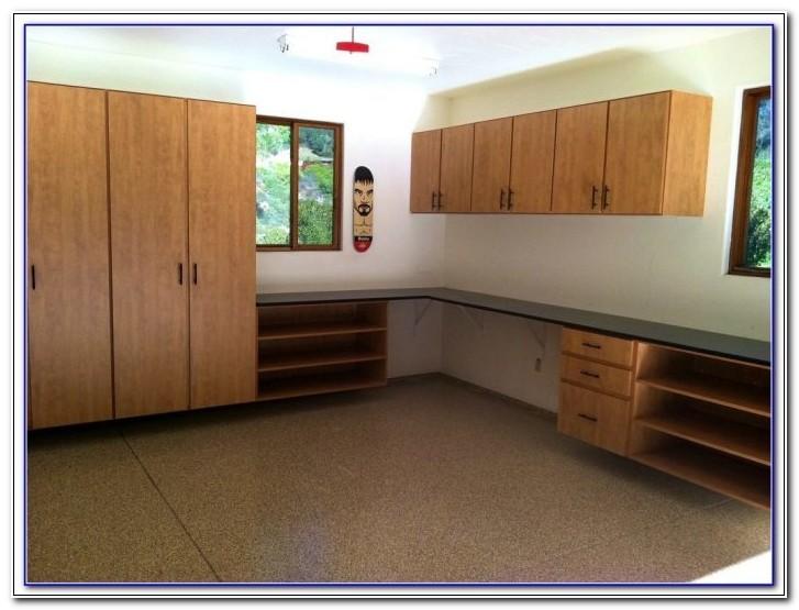 Custom Garage Cabinets San Diego