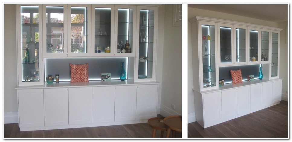 Custom Made Display Cabinets Melbourne