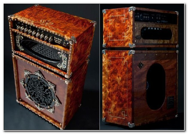 Custom Made Guitar Amp Cabinets