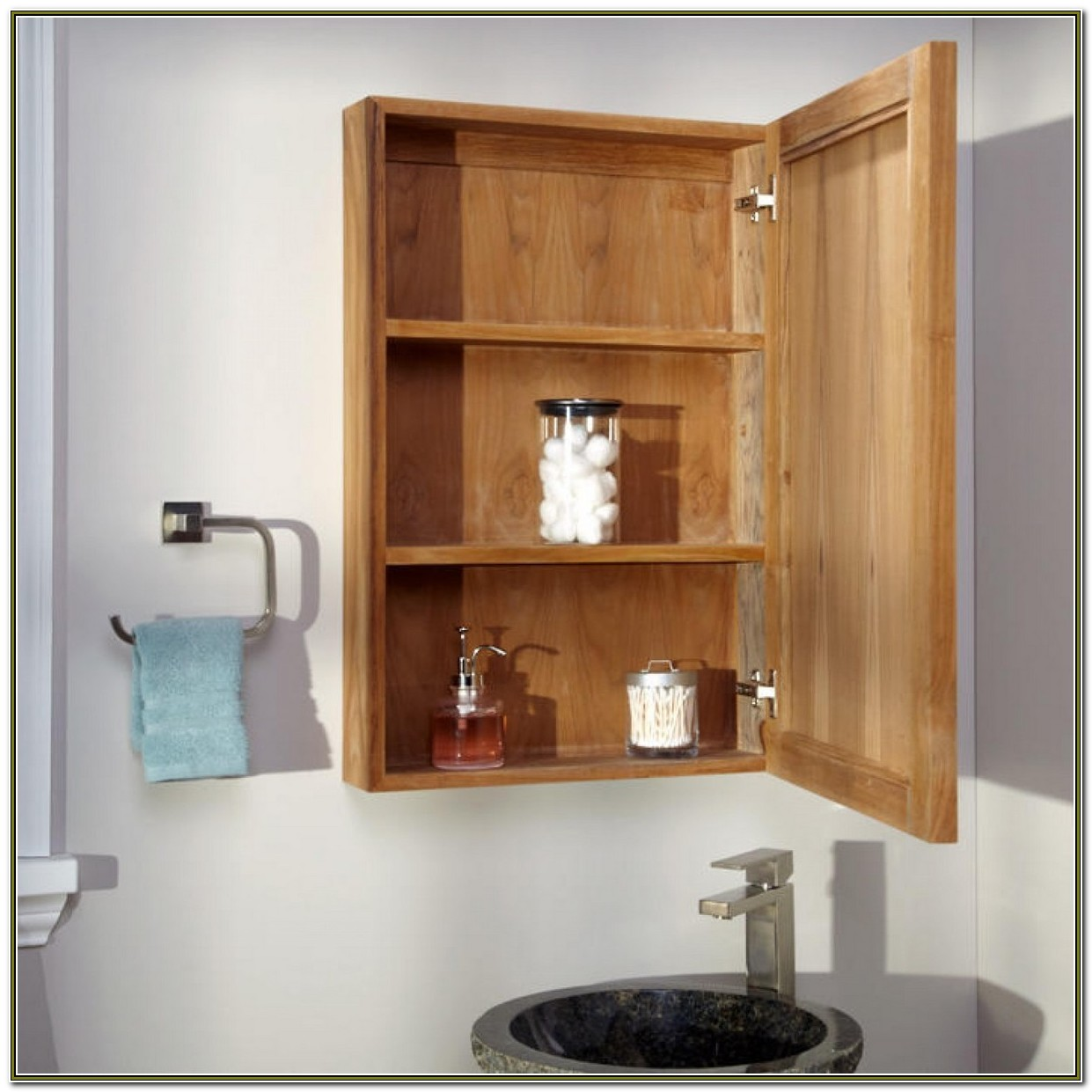Custom Recessed Medicine Cabinets