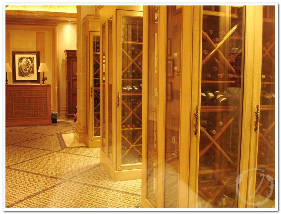 Custom Wine Cabinets Las Vegas