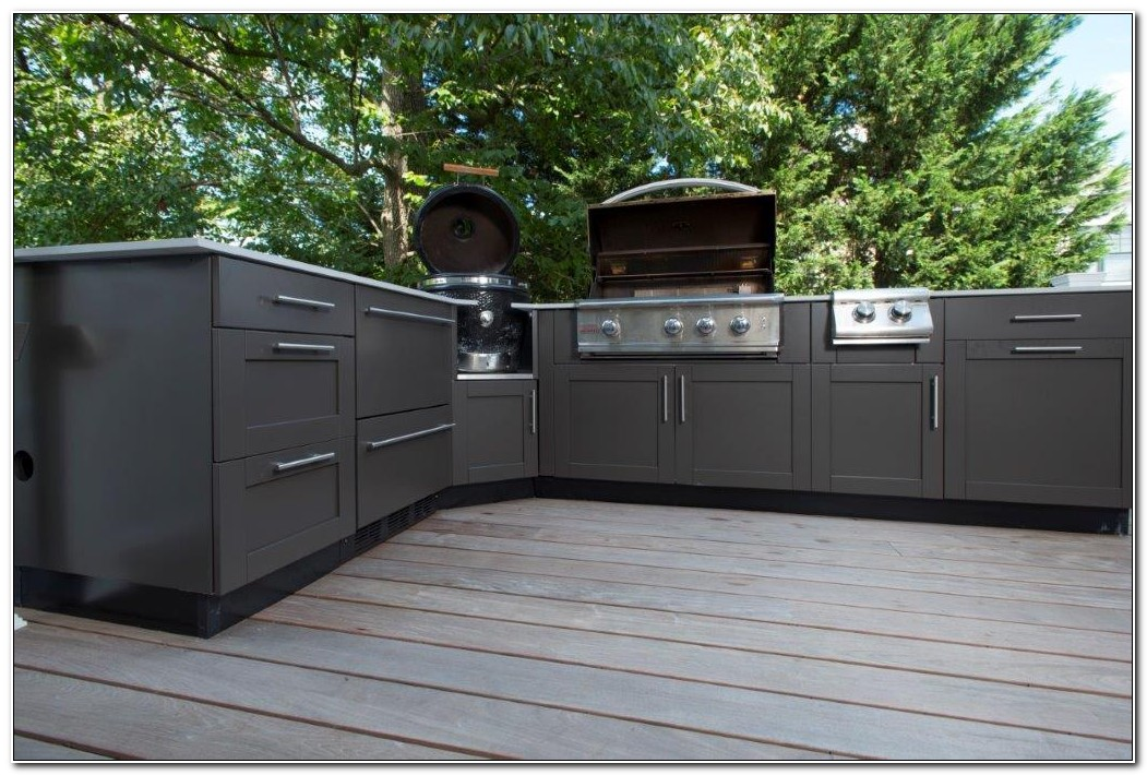 Danver Stainless Steel Outdoor Cabinets