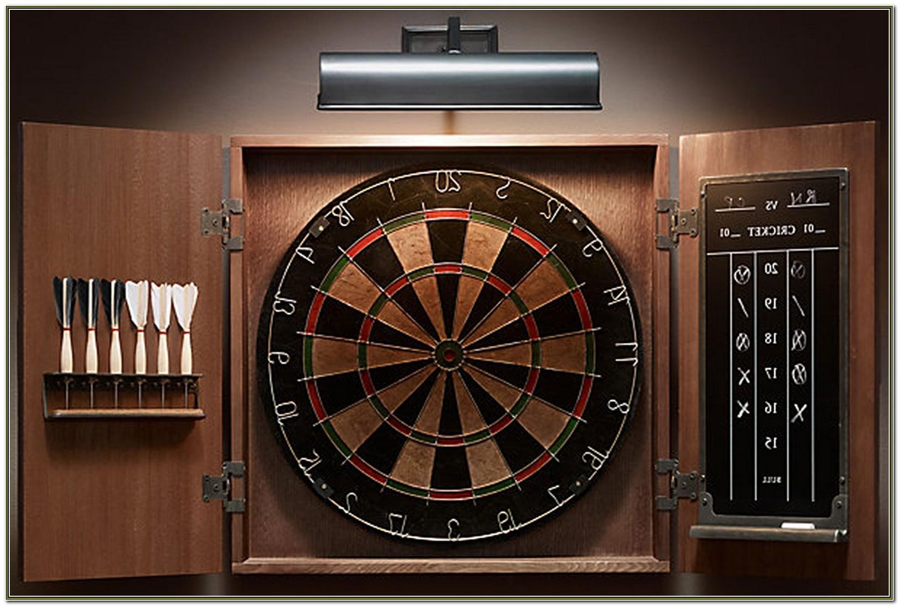 Dart Boards Cabinets Canada