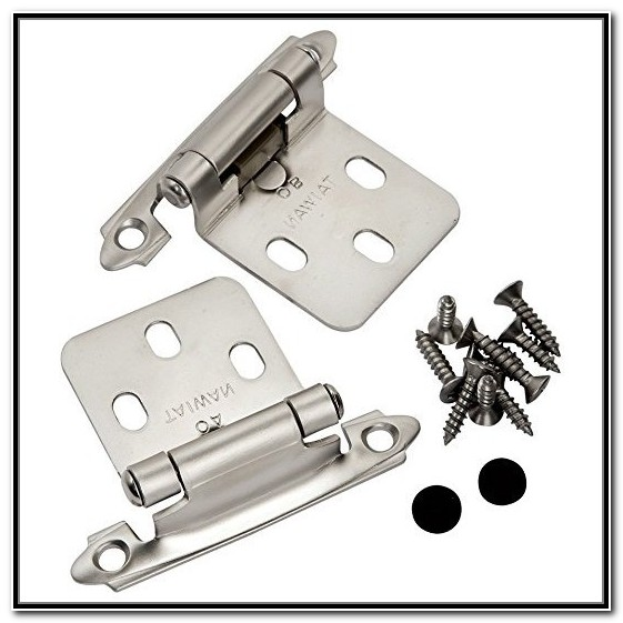 Decorative Surface Mount Cabinet Hinges