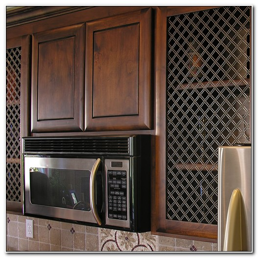 Decorative Wire Grilles For Cabinet Doors