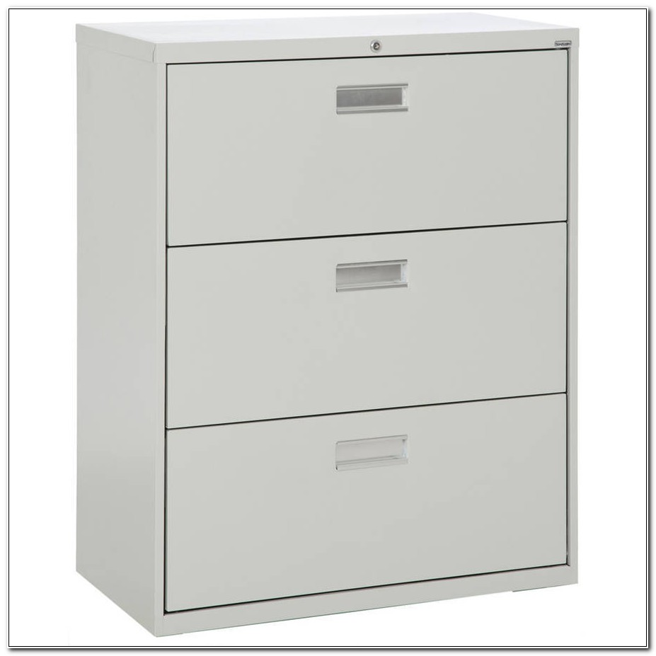 Desk With File Cabinet Walmart