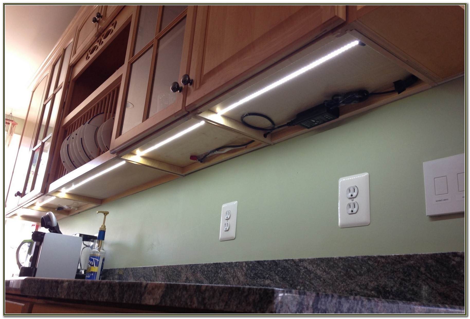 Dimmable Under Cabinet Led Strip Lighting