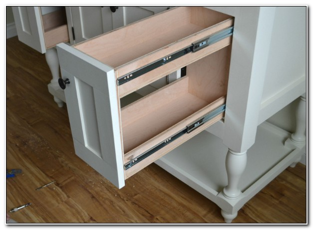 Diy Kitchen Cabinet Drawers