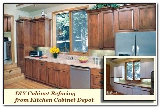Diy Kitchen Cabinet Refacing Supplies