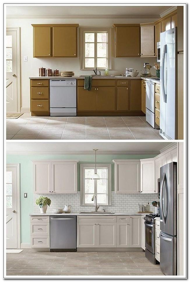 Diy Kitchen Cabinet Resurface