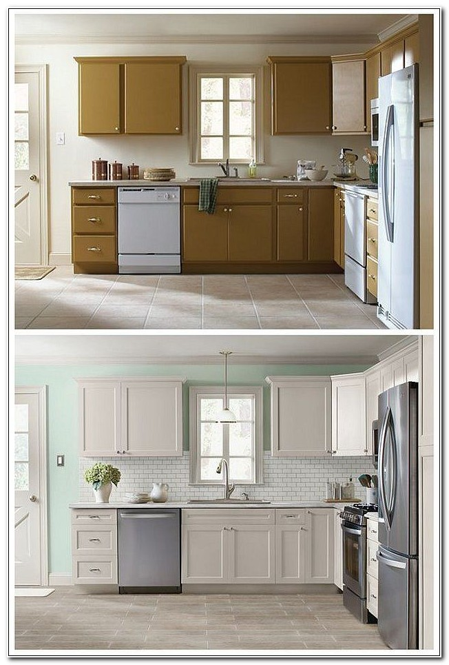 Diy Kitchen Cabinets Refacing