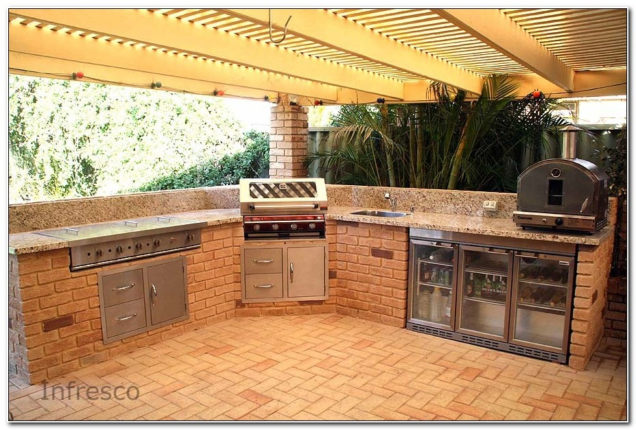 Diy Outdoor Kitchen Cabinets Perth