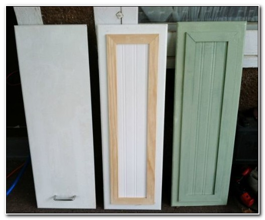 Diy Refacing Kitchen Cabinets