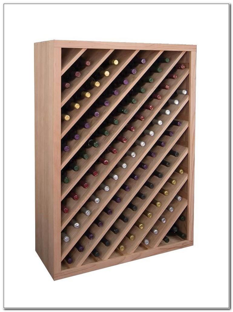 Diy Wine Rack Plans Free