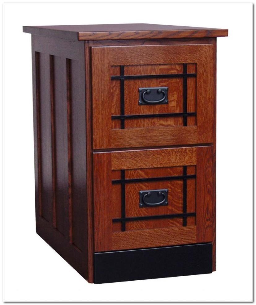 Diy Wood File Cabinet Plans