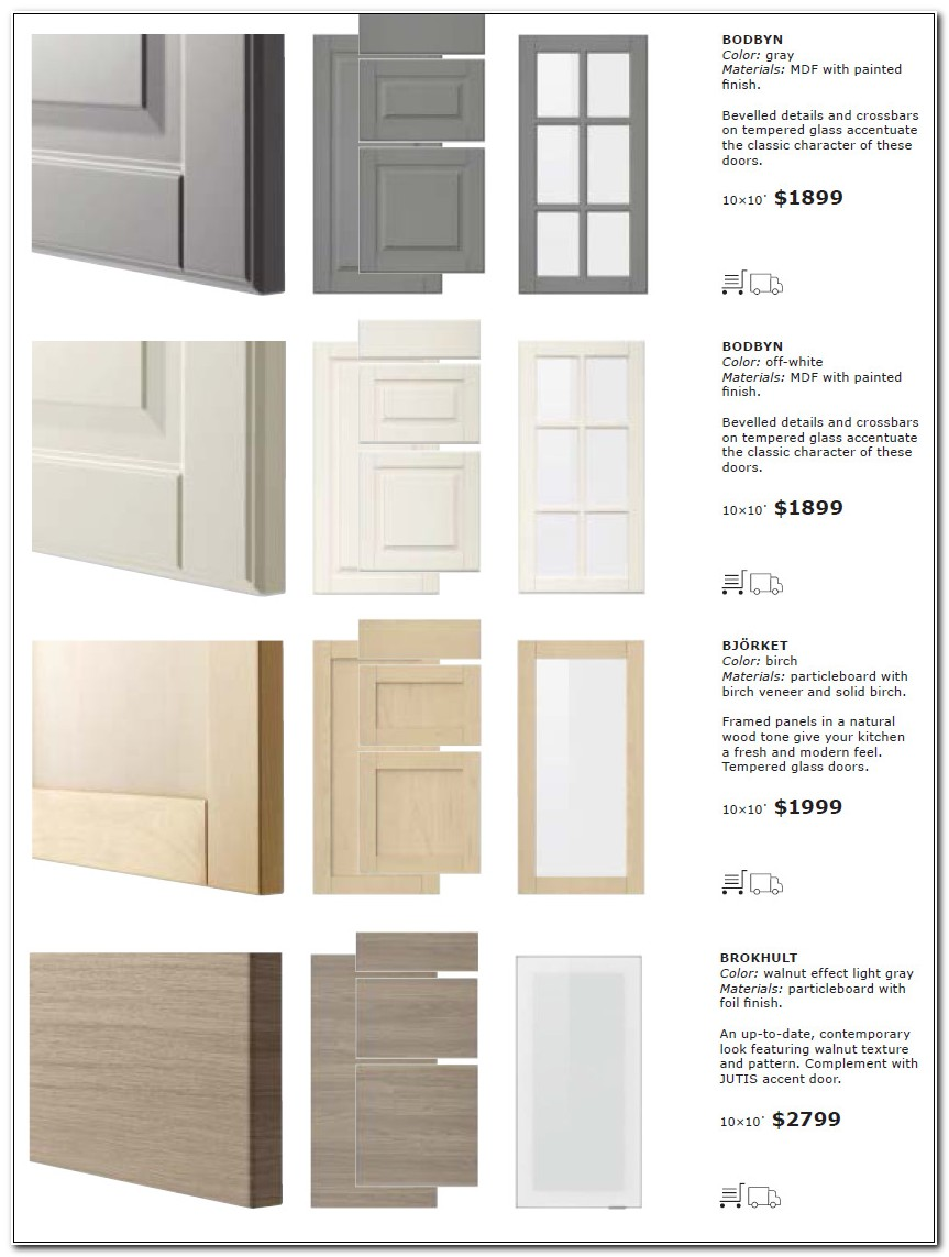 Door Fronts For Ikea Cabinets