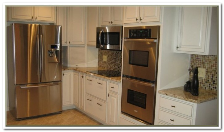 Double Wall Oven Cabinet Depth