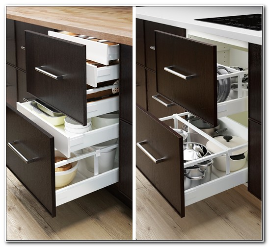 Drawers For Kitchen Cabinets Ikea