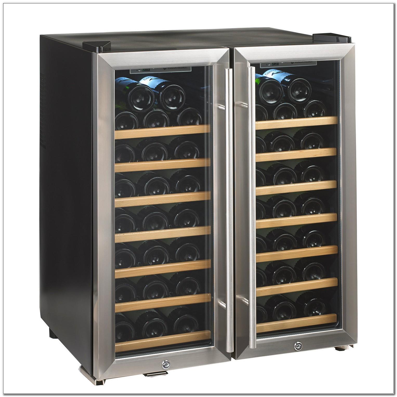 Dual Zone Wine Cabinet