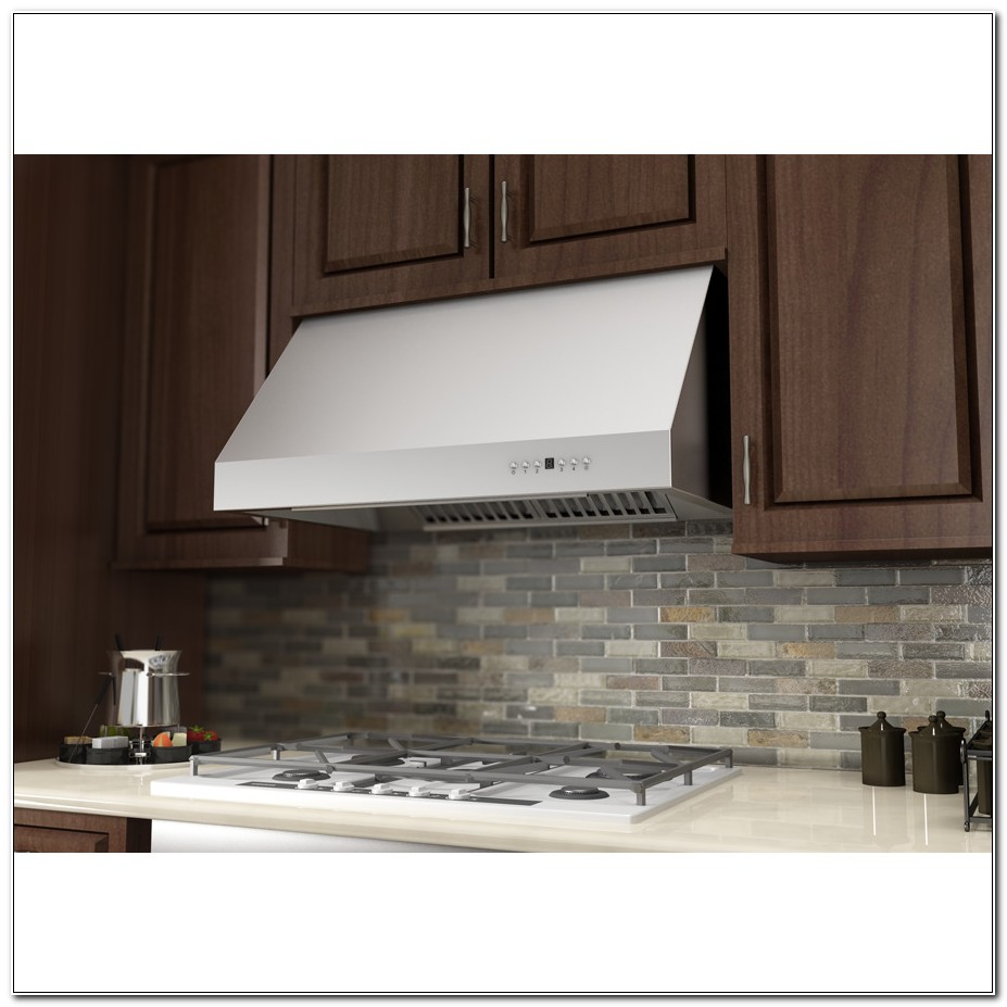 Ductless Range Hood Under Cabinet