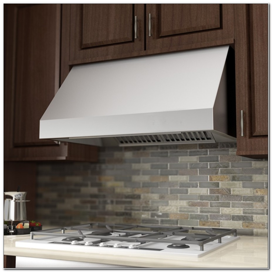 Ductless Under Cabinet Range Hood