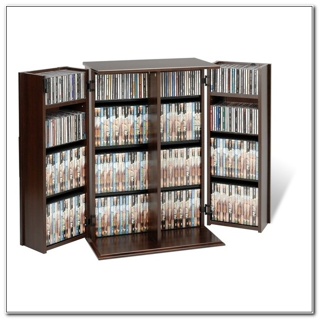 Dvd Cd Media Storage Cabinets