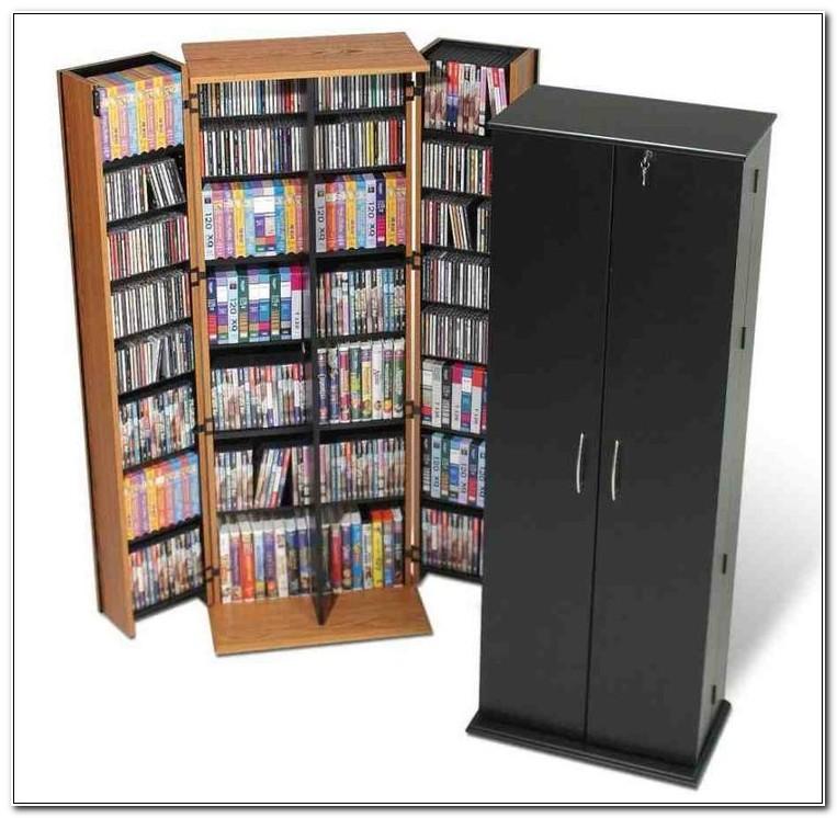 Dvd Unit With Doors