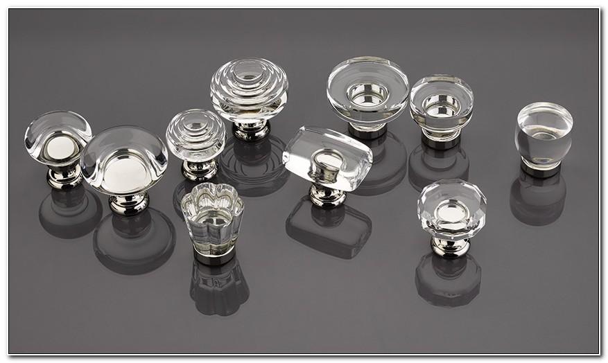 Emtek Crystal Cabinet Knobs