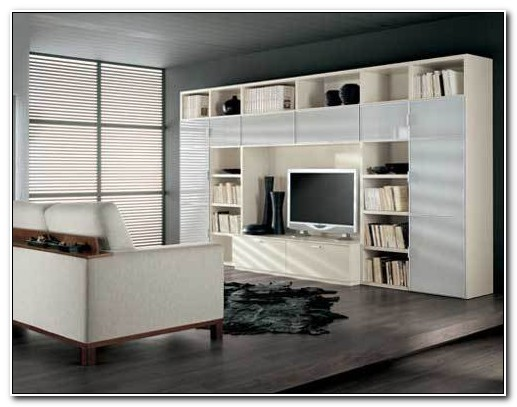 Entertainment And Storage Units