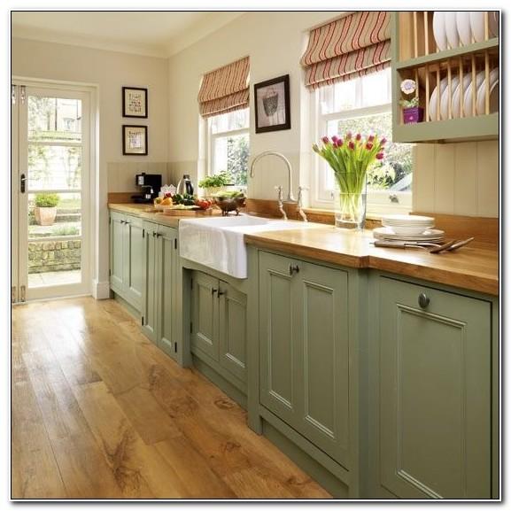 Environmentally Friendly Kitchen Cupboards