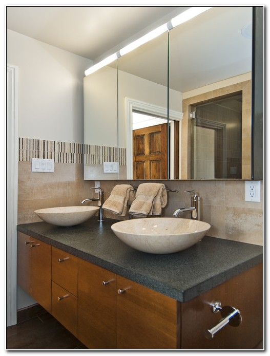 Extra Large Mirrored Bathroom Cabinets