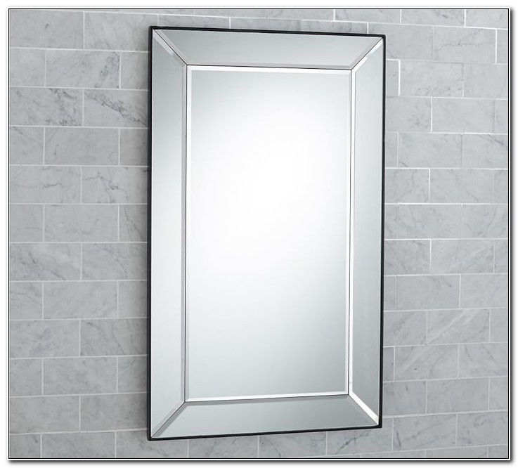 Extra Large Mirrored Medicine Cabinet