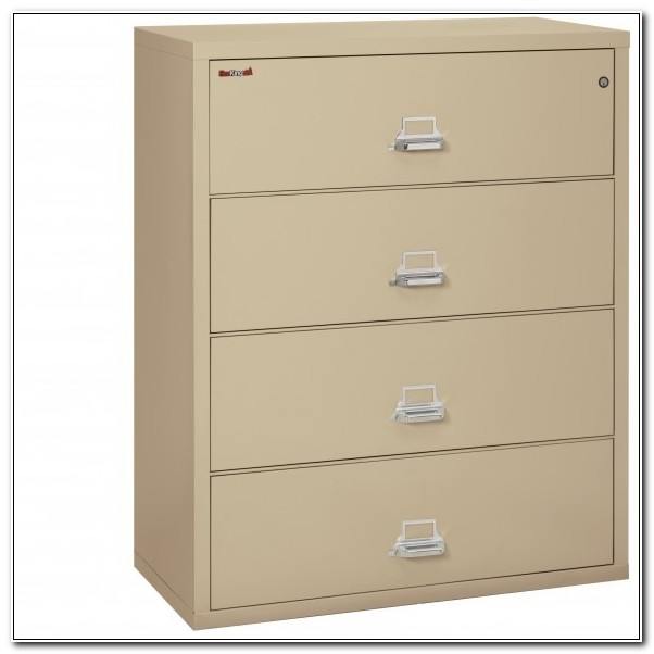 Factory Second Lateral Fireproof File Cabinets