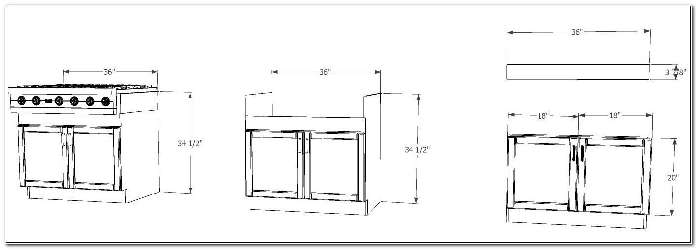Farm Sink Base Cabinet Dimensions