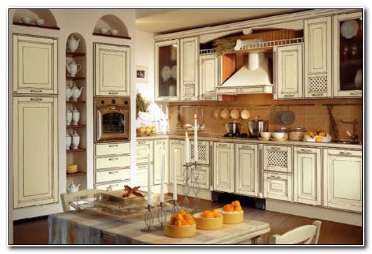 Faux Finish Kitchen Cabinets Do It Yourself