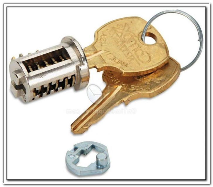 File Cabinet Lock Replacement Keys