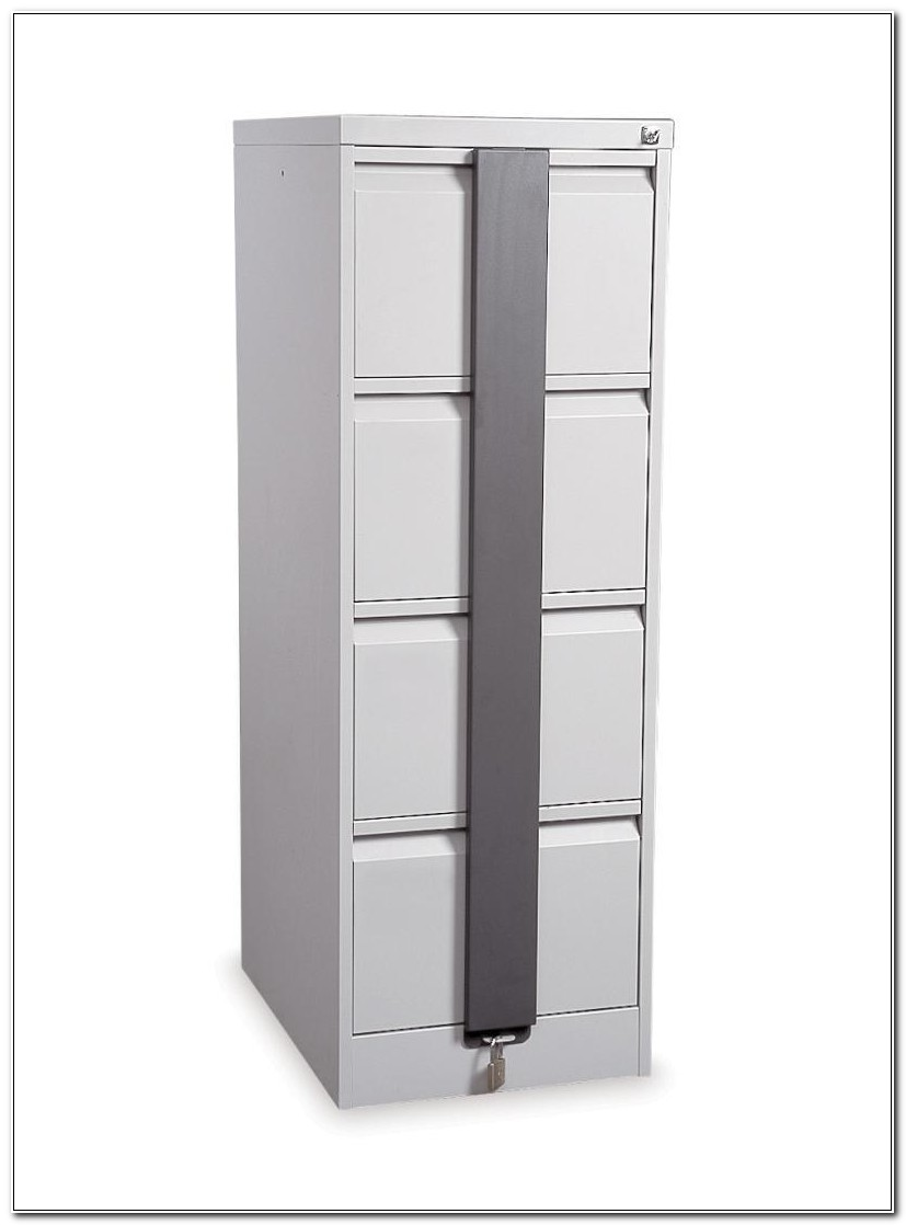 File Cabinet Security Bar