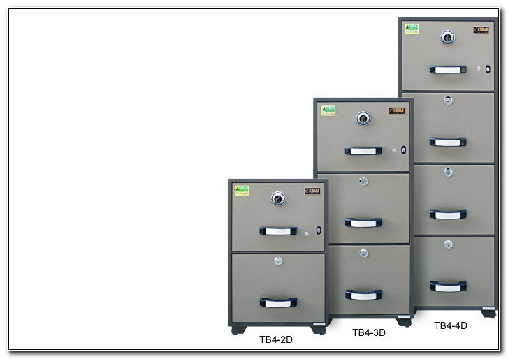 File Cabinet With Combination Lock
