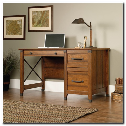File Cabinet With Desk Drawers