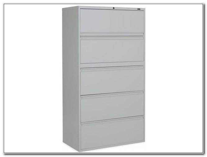 Filing Cabinet 5 Drawer