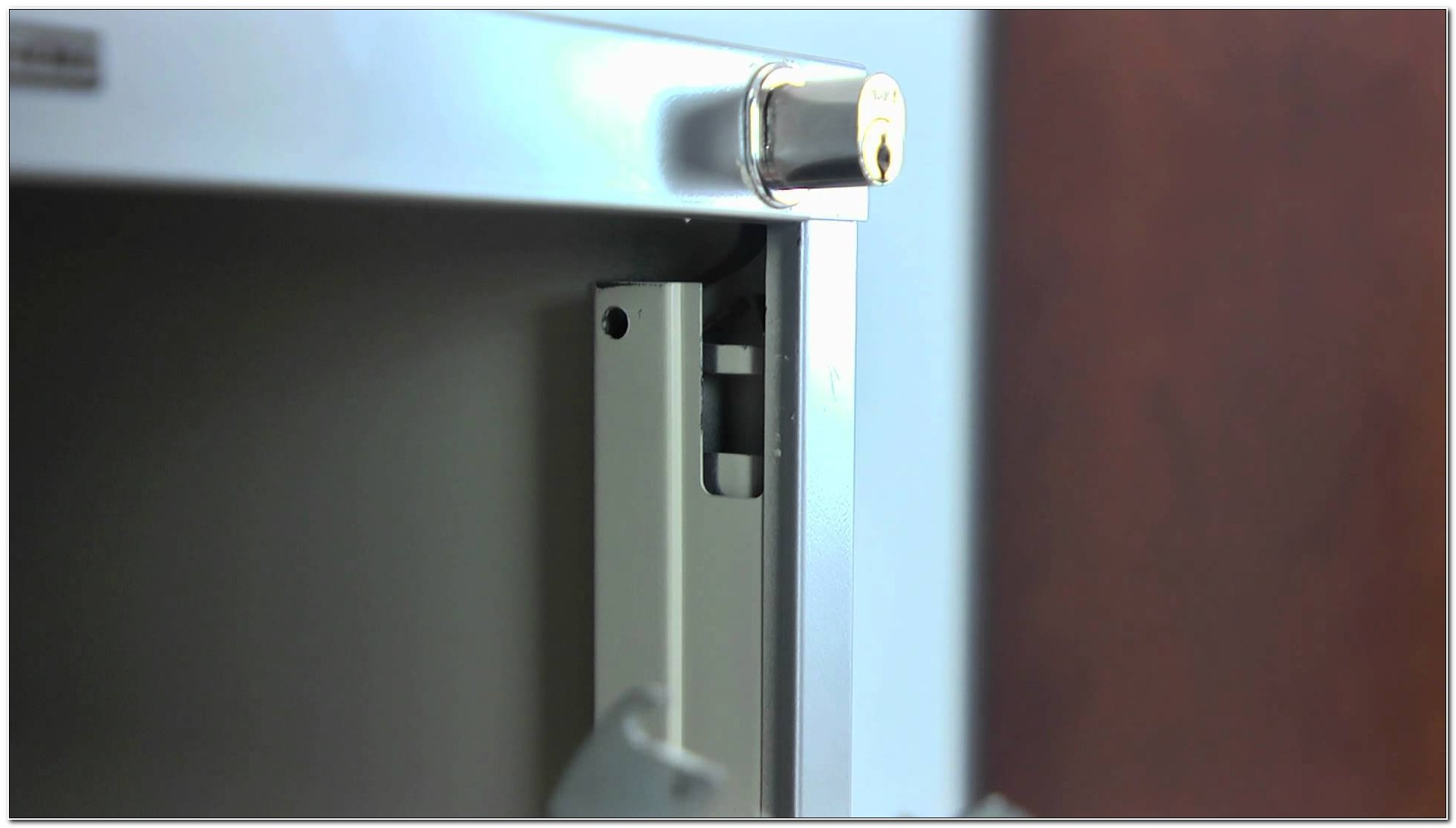 Filing Cabinet With Lock And Key