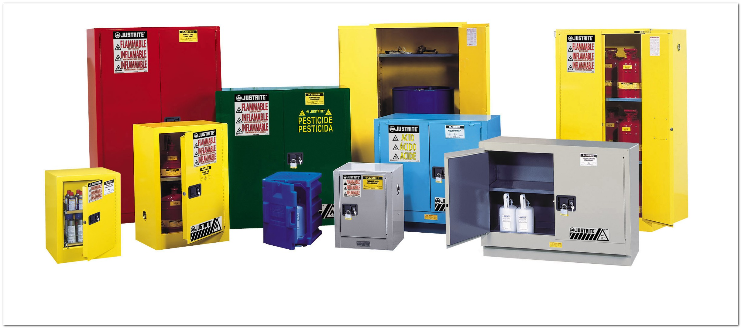 Fire Cabinets Flammable Liquids